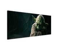 Master Yoda Star Wars 150x50cm