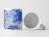 Dog Tasse als Geschenk,  Design Sinus Art