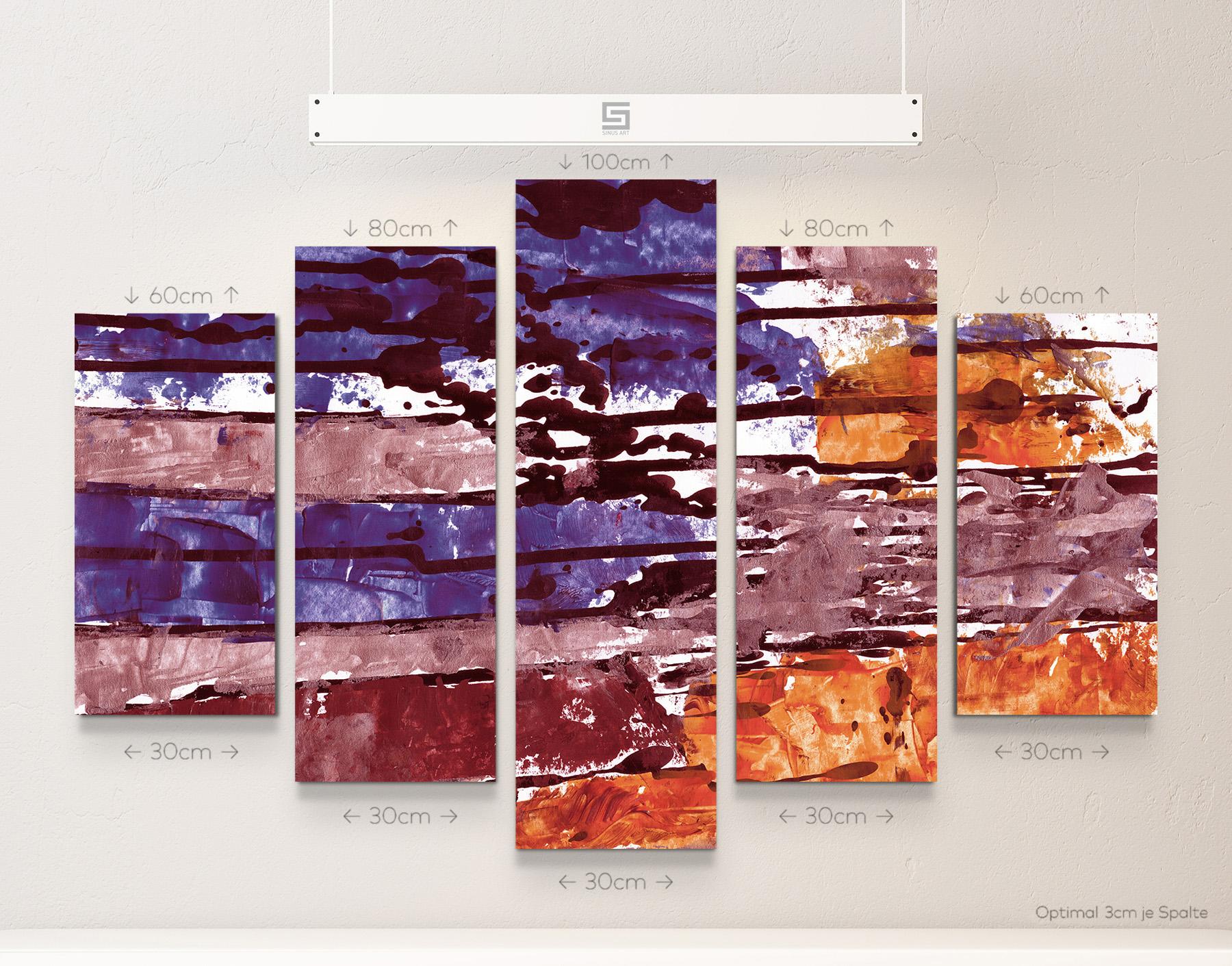 Limousine-sinusale Limousine-sinusale Limousine-sinusale tipo Muro Immagine Su Tela Enigma serie f5de0a