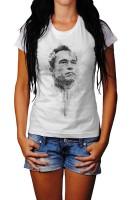 Arnold Schwarzenegger I Herren und Damen T-Shirt BLACK-WHITE