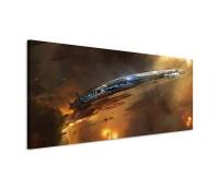 Mass Effect 3 Ship 150x50cm