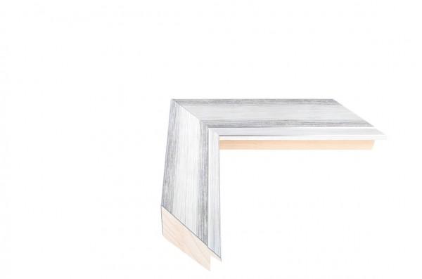 Echtholz Bilderrahmen DOMUS - Silver