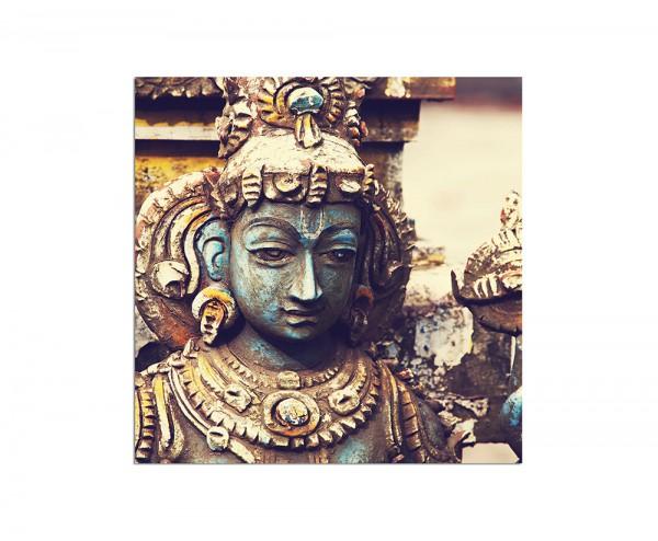 80x80cm Sri Lanka Skulptur Gott Hinduismus