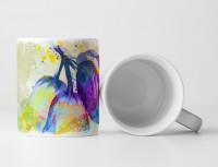 Birnen Tasse als Geschenk,  Design Sinus Art