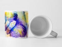 Boule Tasse als Geschenk,  Design Sinus Art