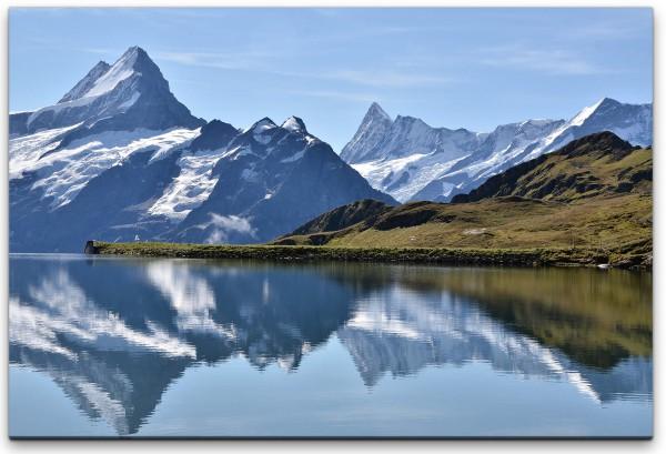 Schweiz Gebirge Wandbild in verschiedenen Größen