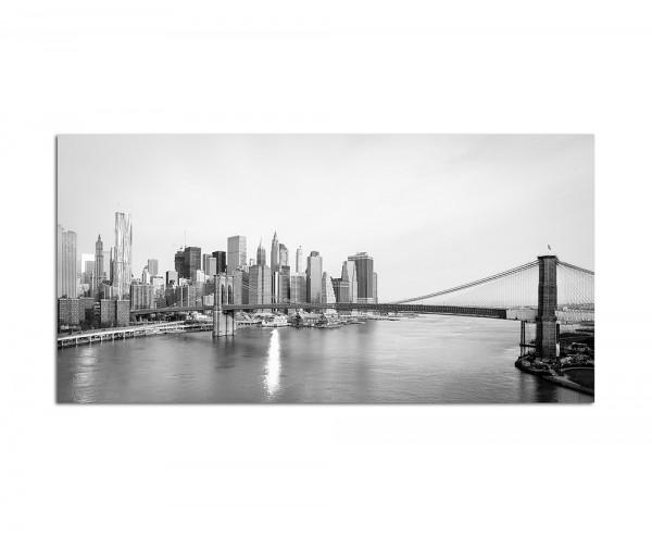 120x60cm New York Brooklyn Bridge Skyline