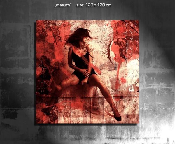 Masurn 120x120 cm