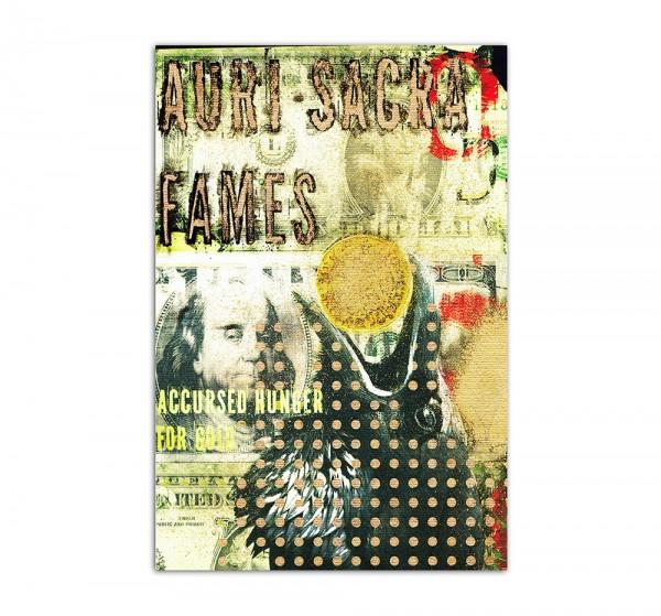 Auri Sacra Fames, Art-Poster, 61x91cm