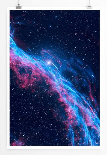 Digitale Grafik – Sternenstaub 60x90cm Poster