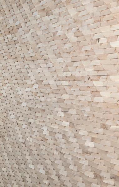 """Holz Naturwand : neues Holz - """"INTINA"""""""