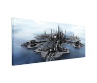 Atlantis City 150x50cm