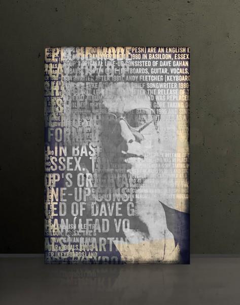 Depeche Mode 2 - Dave Gahan, 60x90 cm
