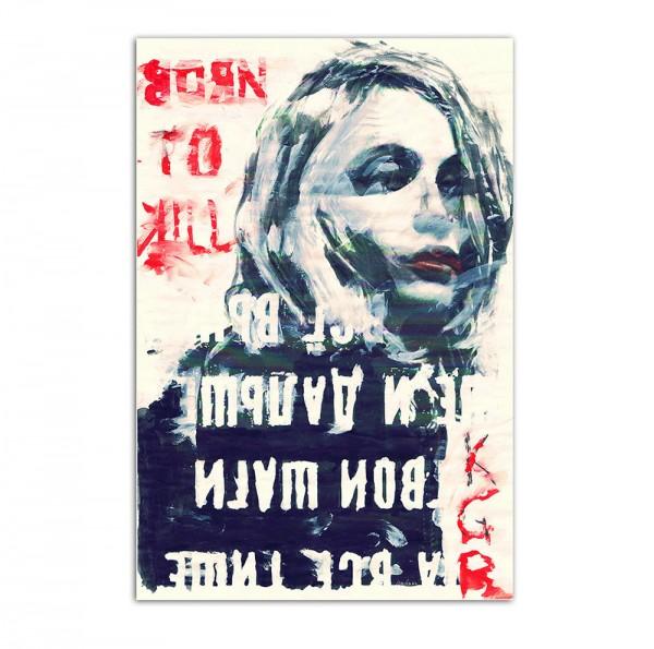 Nikita, Art-Poster, 61x91cm
