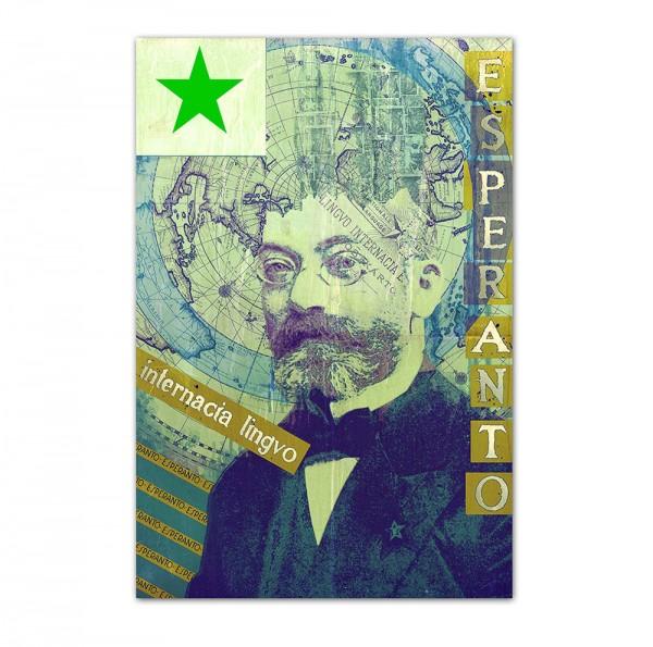 Esperanto, Art-Poster, 61x91cm