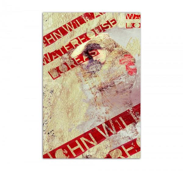 Boreas, Art-Poster, 61x91cm