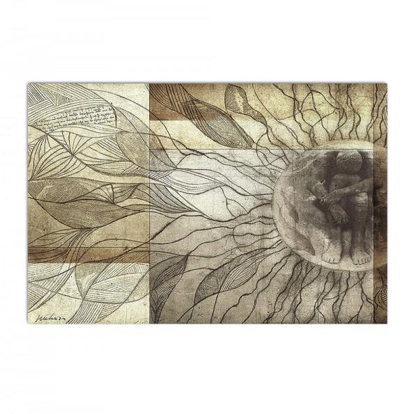 Stone, Art-Poster, 61x91cm
