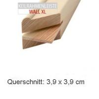 "Keilrahmenleiste ""Wall XL"" 39 x 39 mm"