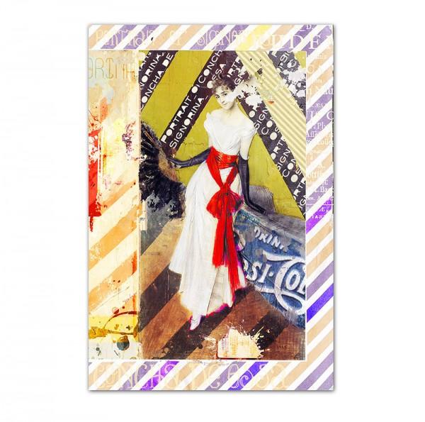 Signorina ossa, Art-Poster, 61x91cm