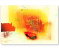 Coralina - Sinus Art Wandbild auf Leinwand ENIGMA SERIE