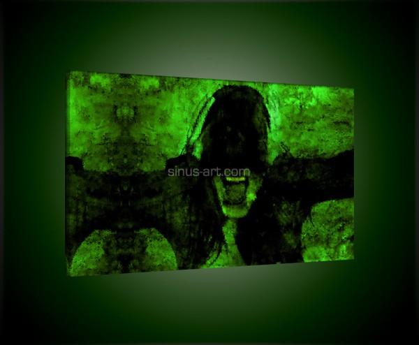 Der Schrei green edition