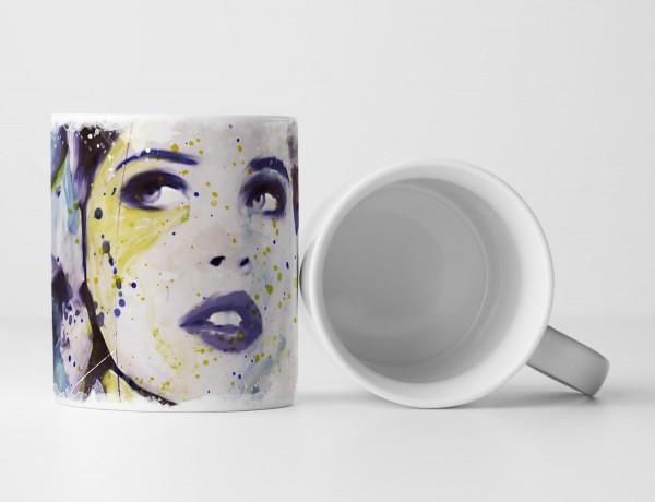 Adriana Tasse als Geschenk, Design Sinus Art