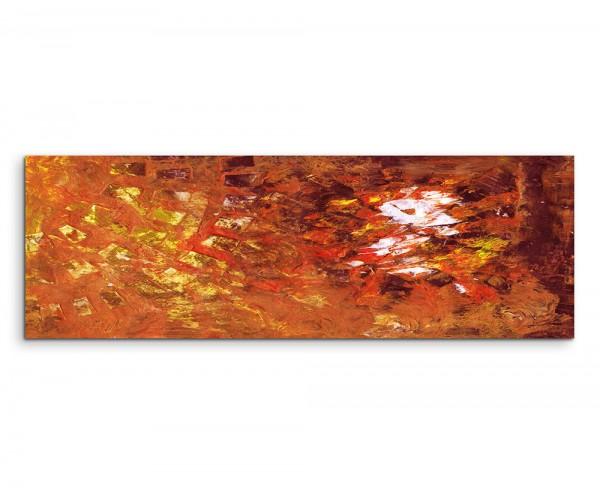 Abstraktes Panoramabild 849 150x50cm
