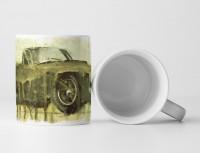 AC Cobra Tasse als Geschenk,  Design Sinus Art