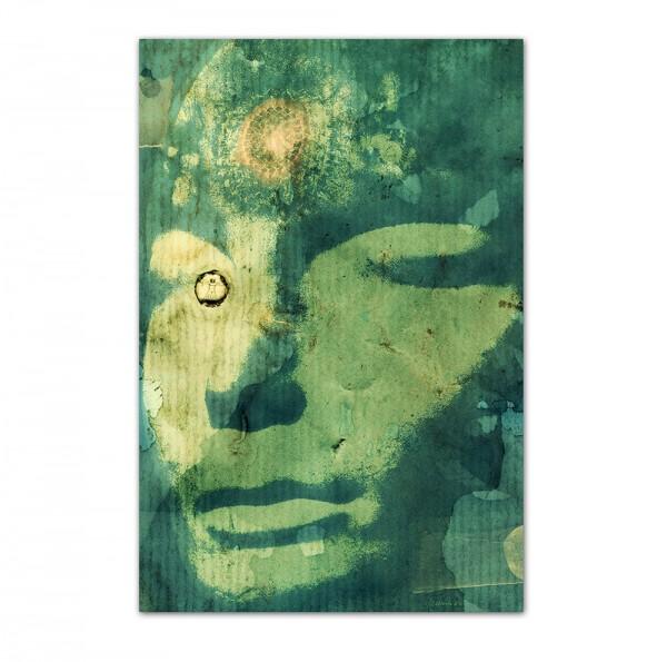 Mother Earth Art Poster 61x91cm Sinus Art Einzigartige Designs