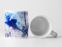 Butterfly II Tasse als Geschenk,  Design Sinus Art
