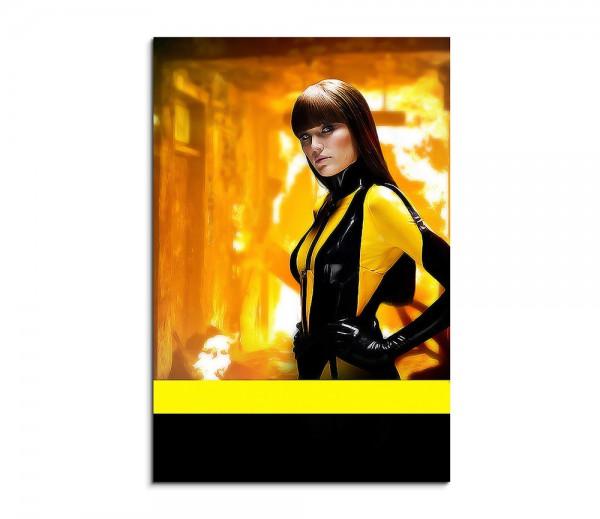 Silk Spectre Watchmen 90x60cm