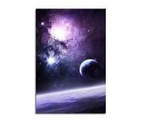 Planets Dream Fantasy Art 90x60cm