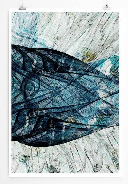 Maritime Creature - 60x90cm Poster