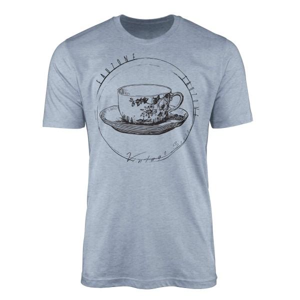 Vintage Herren T-Shirt Tasse