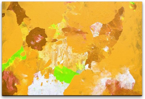 Abstraktes Gemälde Wandbild in verschiedenen Größen