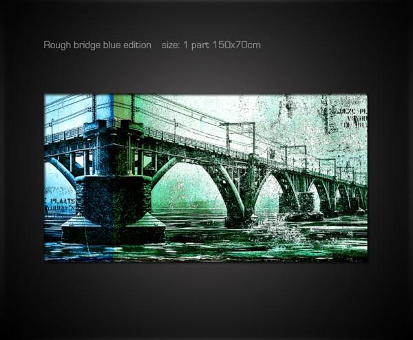 rough bridge blue edition