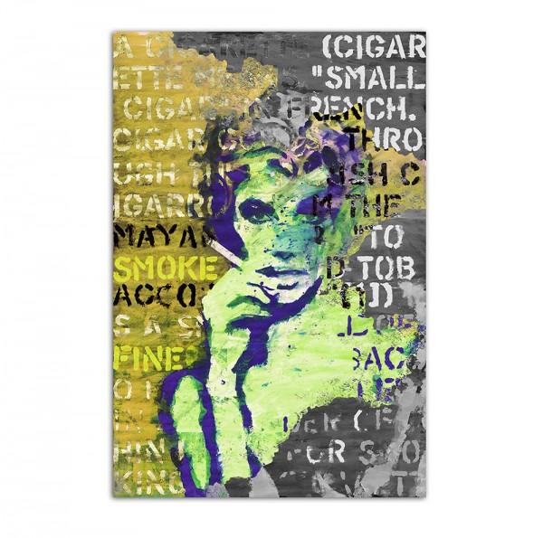 Small cigar, Art-Poster, 61x91cm