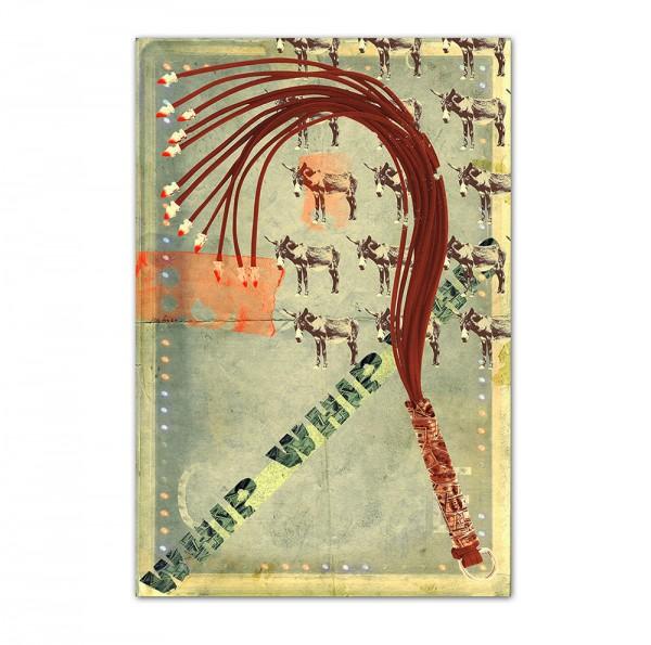 Whip, Art-Poster, 61x91m