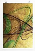 Le Baiser de Lalique - 60x90cm Poster