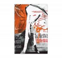 Balletto, Art-Poster, 61x91cm