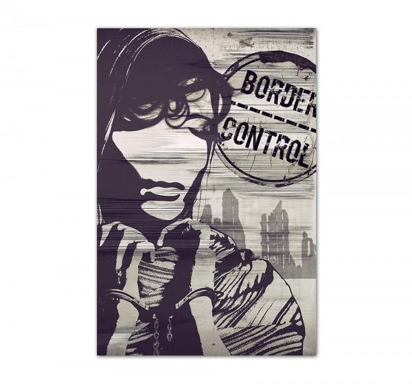 Border Control, Art-Poster, 61x91cm