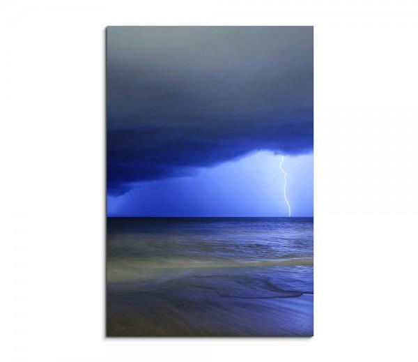 Storm Cloud Flash Fantasy Art 90x60cm