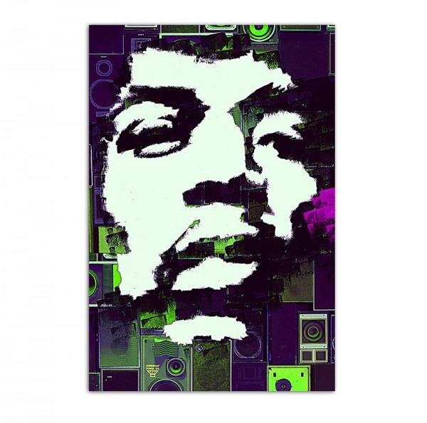 Jimi Box, Art-Poster, 61x91cm