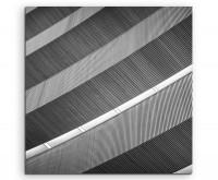 Architekturfotografie – abstrakt modern chic chic dekorativ schön deko schön deko e Etagen auf Leinw