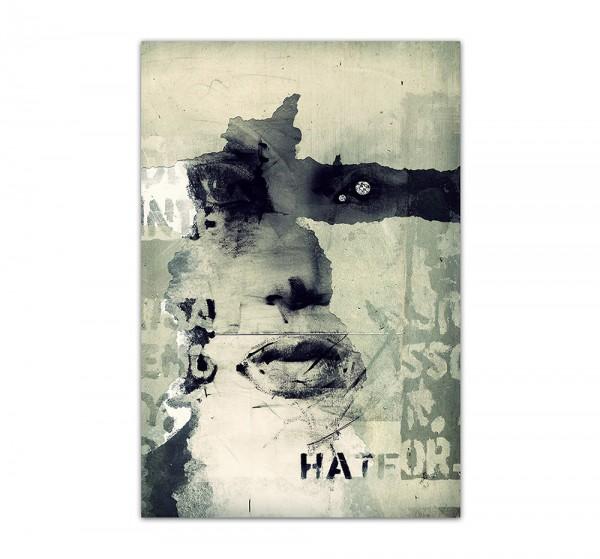 Behind the Diamonds, Art-Poster, 61x91cm