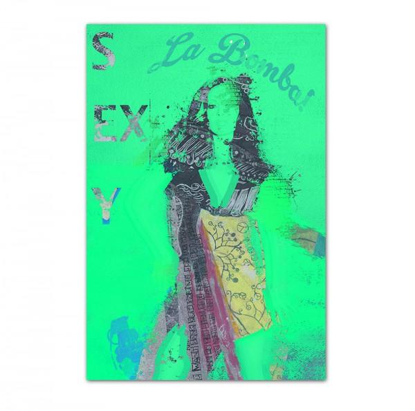 La bomba, Art-Poster, 61x91cm