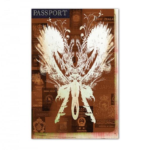 Passport, Art-Poster, 61x91cm