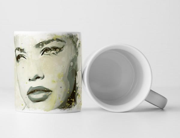 Adriana Lima I Tasse als Geschenk, Design Sinus Art