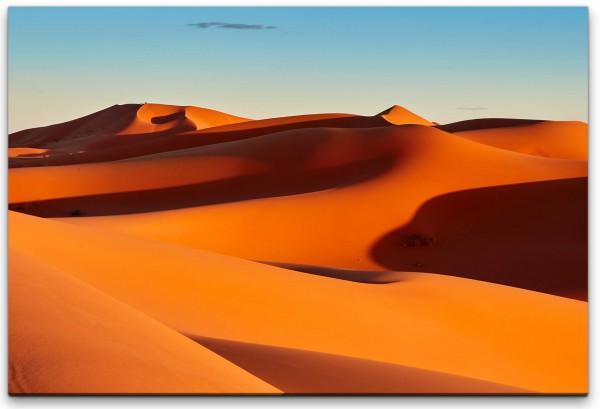Sand Dünen Wandbild in verschiedenen Größen