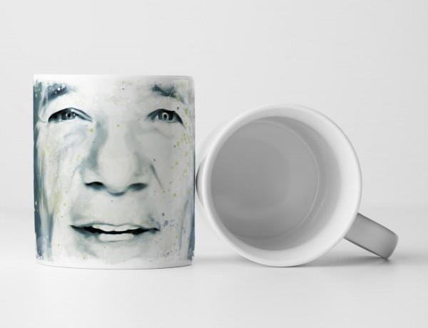 Bill Murray Tasse als Geschenk, Design Sinus Art